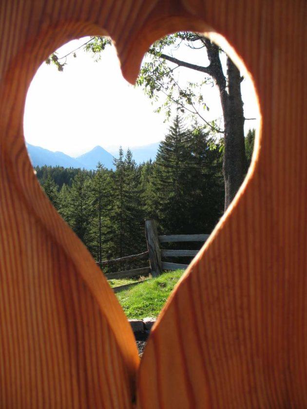 Inspirationsplatz Stojachalm in Osttirol